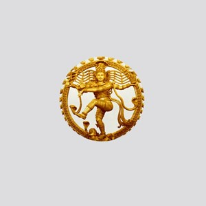 Shiva - Cosmic Dancer Mini Button