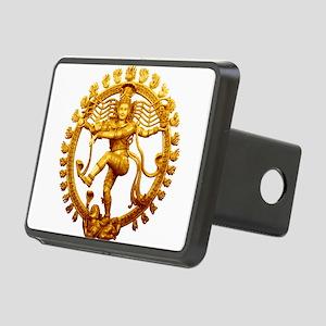 Shiva - Cosmic Dancer Rectangular Hitch Cover