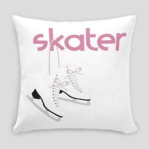 Skaters Skates Everyday Pillow