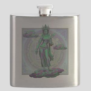 Tara Goddess Bodhissatva Flask