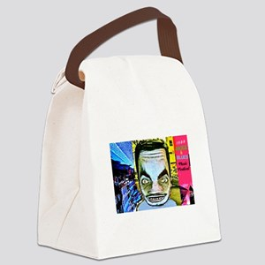 1988 Jazz Festival Canvas Lunch Bag