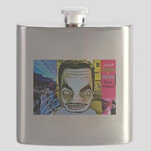 1988 Jazz Festival Flask
