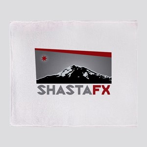 The Original Shasta FX Throw Blanket