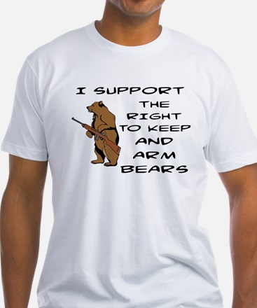 KEEP AND ARM BEARS - GUNS T-Shirt
