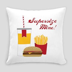 Supersize Mine! Everyday Pillow