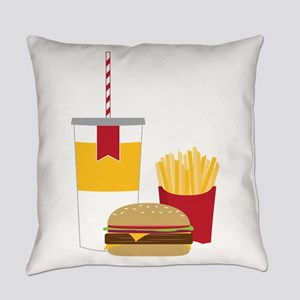 Fast Food Everyday Pillow