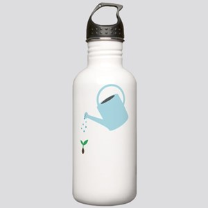 Watering Can Stainless Water Bottle 1.0L