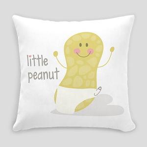 Little Peanut Everyday Pillow