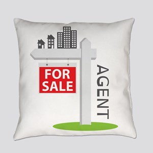 Agent Everyday Pillow