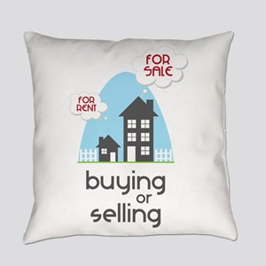 Buying Or Selling Everyday Pillow