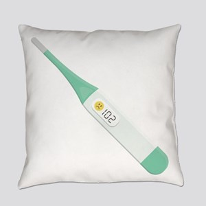 Fever Thermometer Everyday Pillow