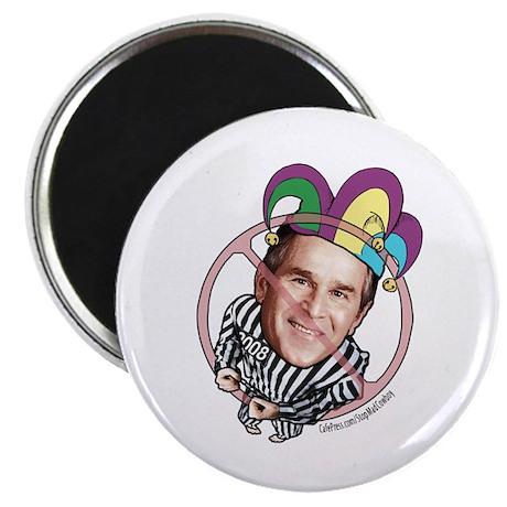 Pity the Fool Anti-Bush Magnet
