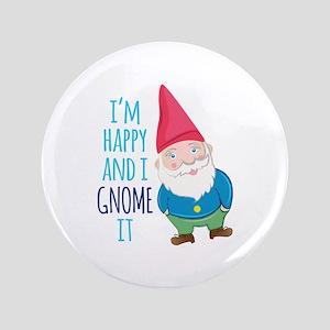 Happy Gnome Button