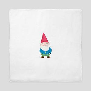 Gnome Queen Duvet
