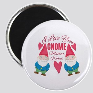Love You Gnome Magnets