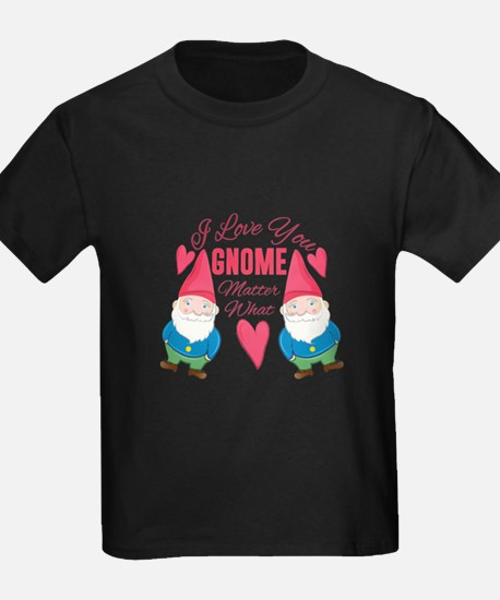 Love You Gnome T-Shirt