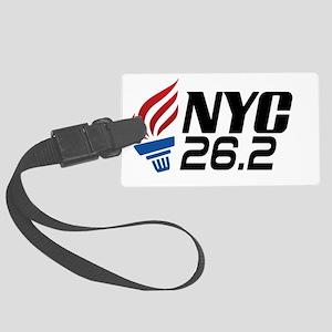 NYC Marathon Luggage Tag