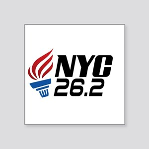 NYC Marathon Sticker