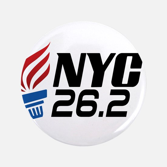"NYC Marathon 3.5"" Button (100 pack)"