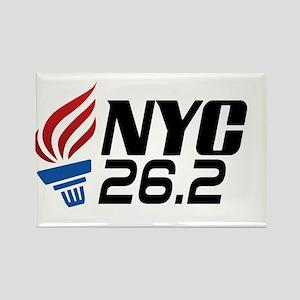 NYC Marathon Magnets