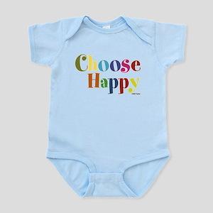 Choose Happy 01 Body Suit