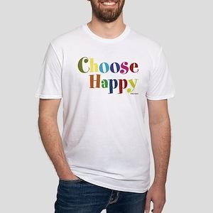 Choose Happy 01 T-Shirt