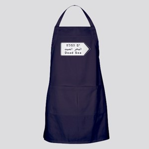 Dead Sea, Israel Apron (dark)