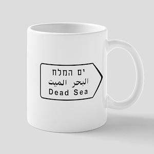 Dead Sea, Israel Mug