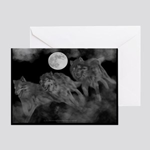Ghost Pack Invitation Card