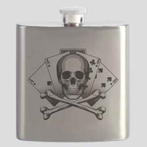 Dead Mans Hand: Aces and Eights Flask