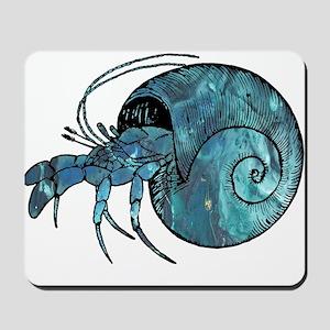 Hermit Crab Mousepad
