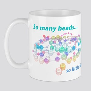 So Many Beads Mug