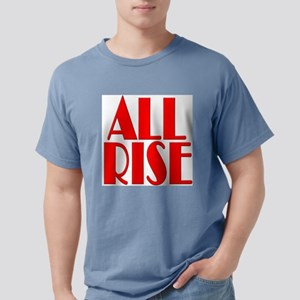 All Rise Ash Grey T-Shirt