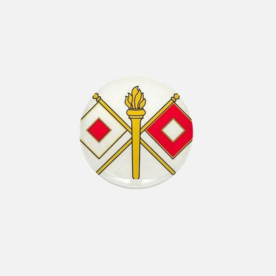 Signal Corps Mini Button