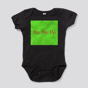 Ho Ho Ho Chemistry style Baby Bodysuit