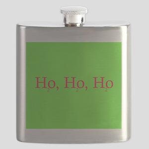 Ho Ho Ho Chemistry style Flask