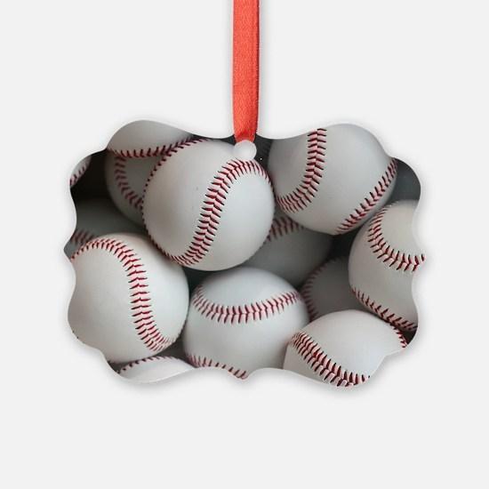 Baseball Balls Ornament