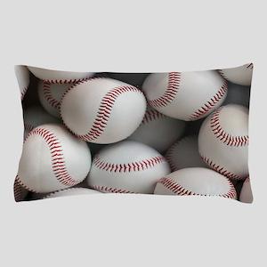 Baseball Balls Pillow Case