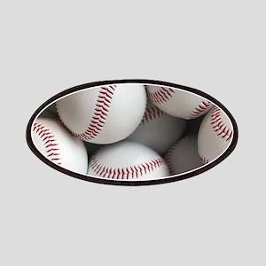 Baseball Balls Patch