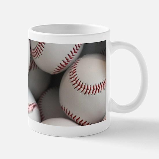 Baseball Balls Mugs