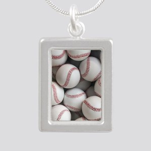 Baseball Balls Necklaces