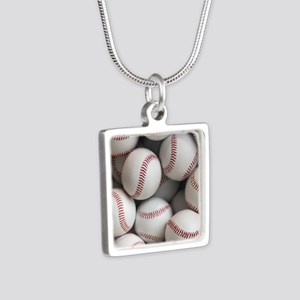 Baseball Balls Necklaces
