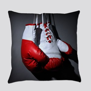 Boxing Gloves Everyday Pillow