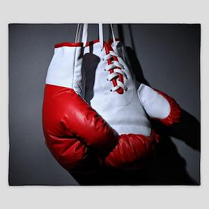 Boxing Gloves King Duvet