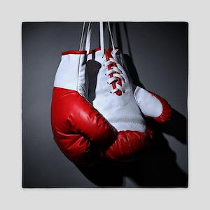 Boxing Gloves Queen Duvet