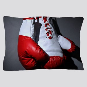 Boxing Gloves Pillow Case