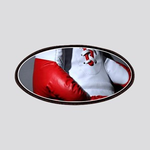 Boxing Gloves Patch