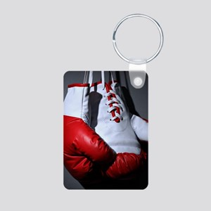 Boxing Gloves Keychains