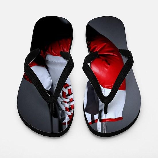 Boxing Gloves Flip Flops
