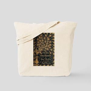 Pride and Prejudice Bookcover Tote Bag
